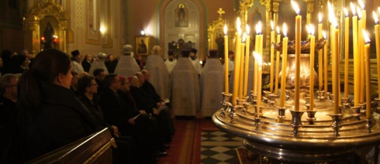 Tydzień ekumenicznych modlitw