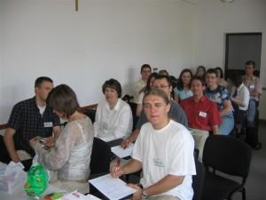 warsztaty mlodziezowe VI 2006