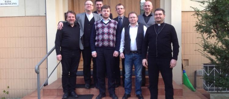 Spotkanie grupy roboczej Pojednanie