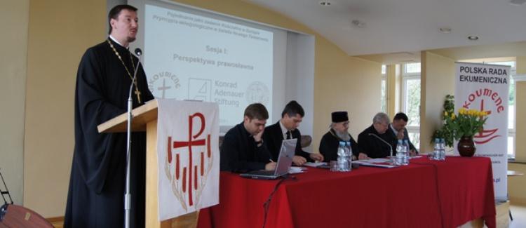 Ekumeniczna konferencja o pryncypiach eklezjologicznych