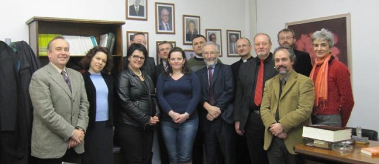 Przedstawiciele polskich Kościołów w Rzymie