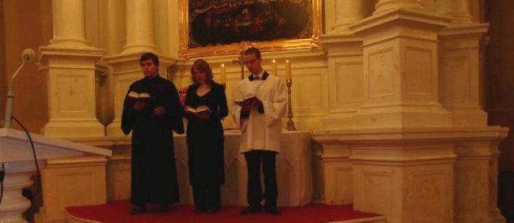 Ekumeniczne nabożeństwo studenckie w Lublinie