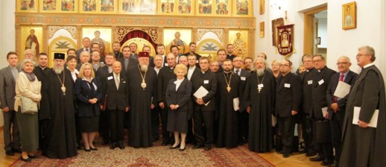 Kościoły w kontekście pojednania