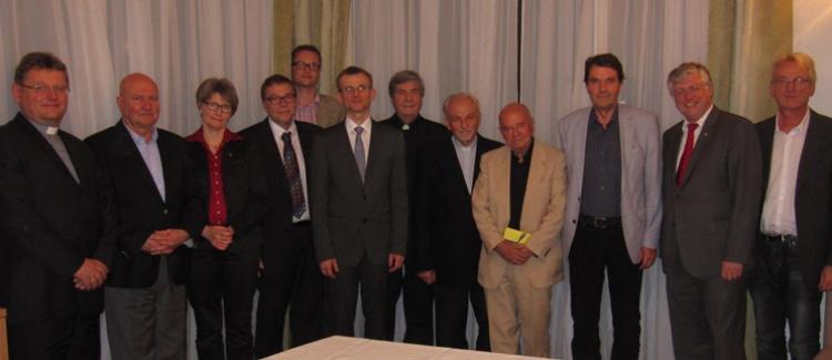 Wizyta delegacji Ewangelickiego Kościoła Hesji i Nassau