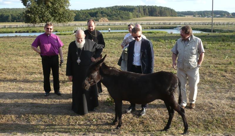 Podroz studyjna Polskiej Rady Ekumenicznej na Bialorus