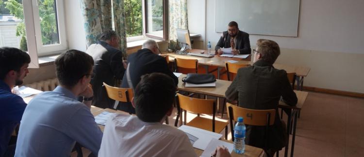Konferencja młodych teologów w ChAT