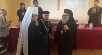 Wizyta delegacji Kościoła Antiocheńskiego