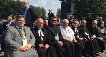 Ekumeniczna obecność podczas wizyty papieża