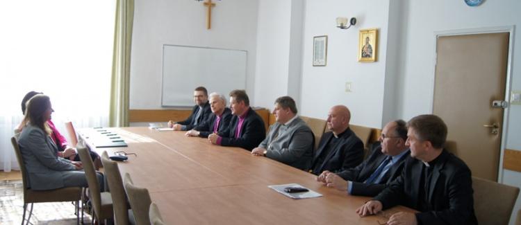 Porozumienie Kościołów z ZUS