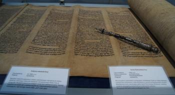 Wystawa o Biblii