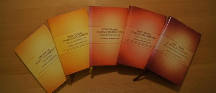 Ekumeniczny przekład Biblii gotowy