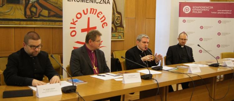 O ekumenizmie w Polsce i Tygodniu Modlitw