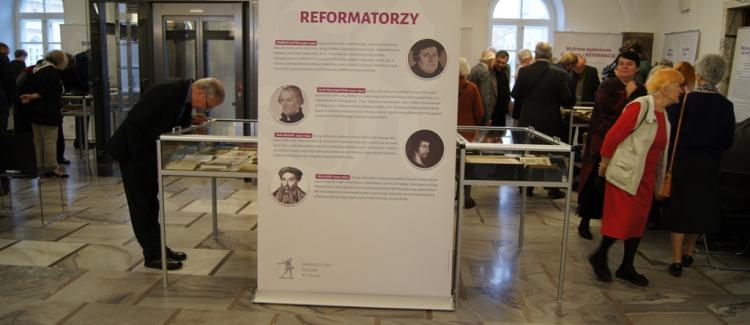 Wystawa o Biblii i reformacji