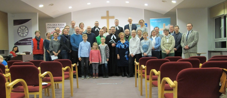 Ekumenicznie nabożeństwo dla obcokrajowców