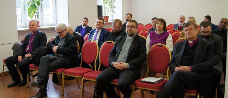 Spotkanie przedstawicieli komisji i oddziałów PRE