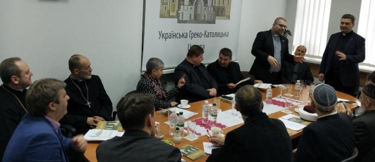 """Spotkanie grupy projektu """"Pojednanie"""""""
