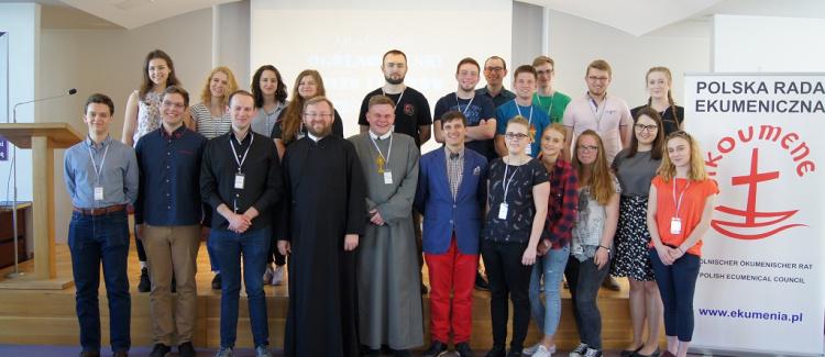 Ekumeniczne spotkanie liderów młodzieżowych