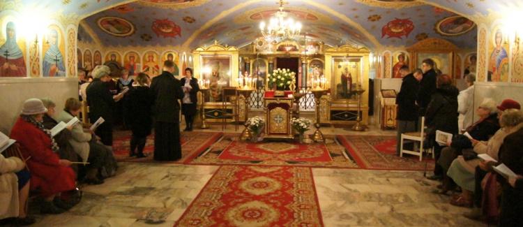 Światowy Dzień Modlitwy w Warszawie