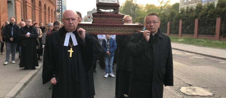 Ekumeniczna Droga Światła w Łodzi