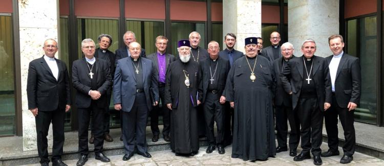 Międzynarodowe spotkanie ekumeniczne w Warszawie