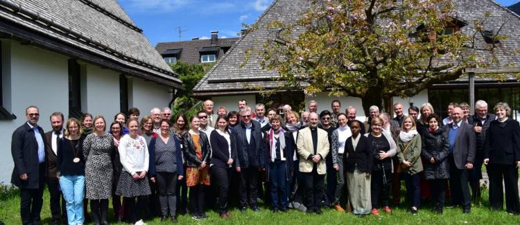 Międzynarodowe seminarium ekumeniczne w Josefstal