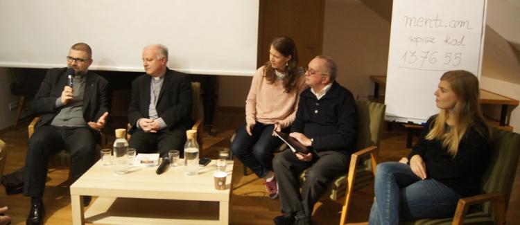 Debata o ekumenizmie w KIK