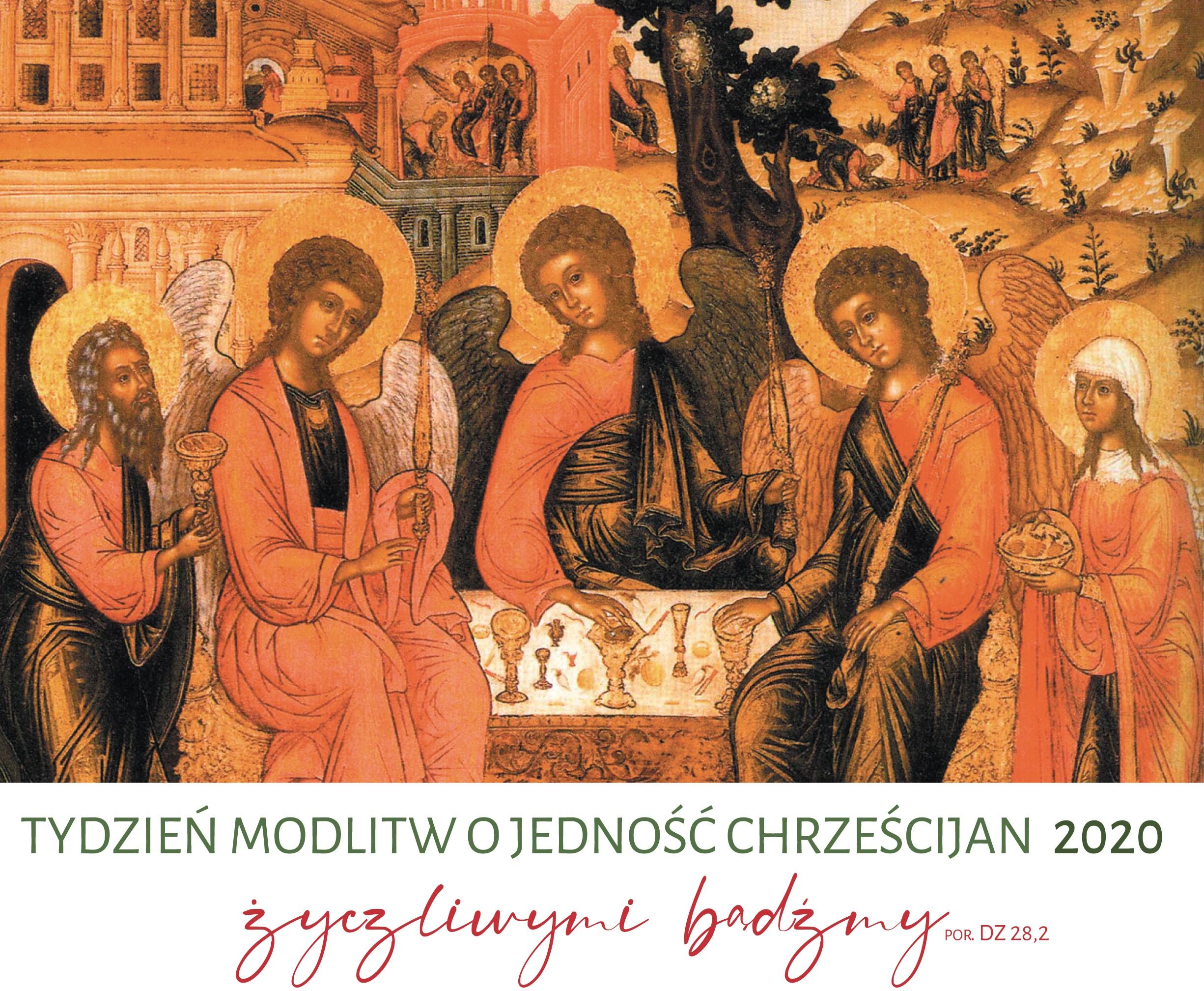 Znalezione obrazy dla zapytania tydzień modlitw o jedność chrześcijan