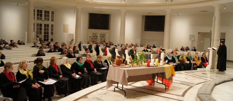 Wezwanie do działania na rzecz pokoju i pojednania