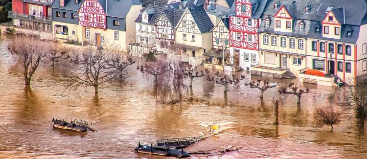Pomóżmy powodzianom w Niemczech