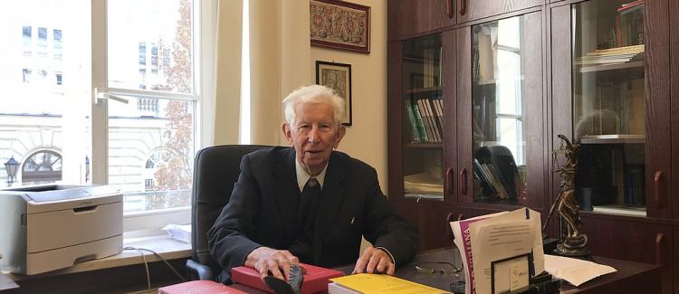 Zmarł prof. Pietrzak