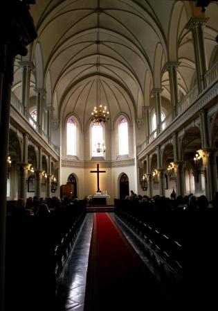 Reformacyjne Nabożeństwo Młodzieżowe – relacja