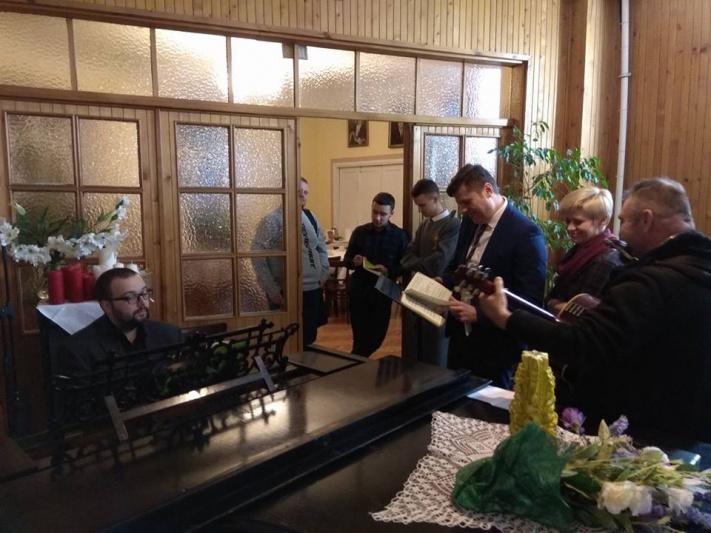 Relacja – Ekumeniczne Nabożeństwo Młodzieżowe w Warszawie