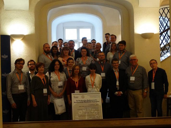 V Studencko-Doktorancka Konferencja Naukowa Teologów 2020